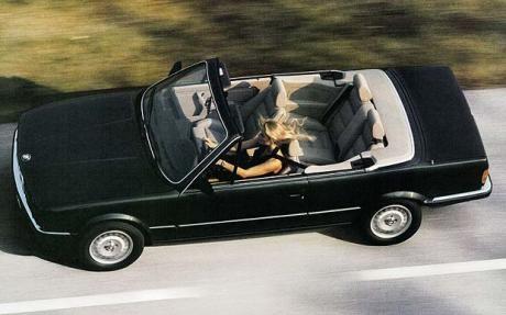 BMW 325 E30 cabriolet
