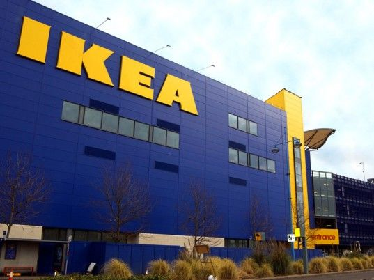 IKEA in Atlanta.  Get ready to spend a few hours here.  Great stuff and wonderful space ideas.