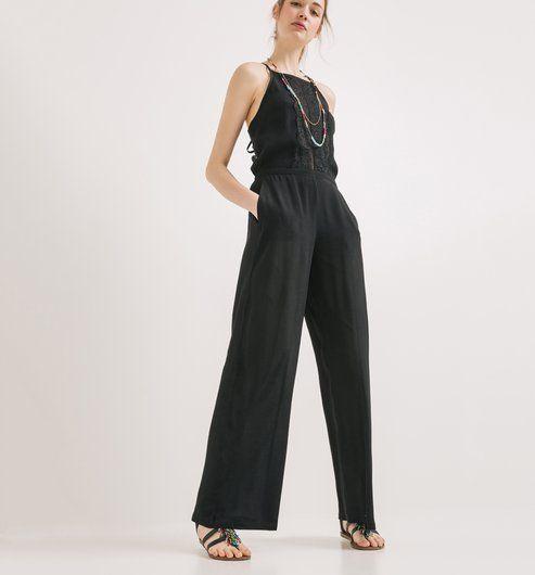 les 25 meilleures id es concernant combinaison noire sur pinterest tenues de vacances tenues. Black Bedroom Furniture Sets. Home Design Ideas