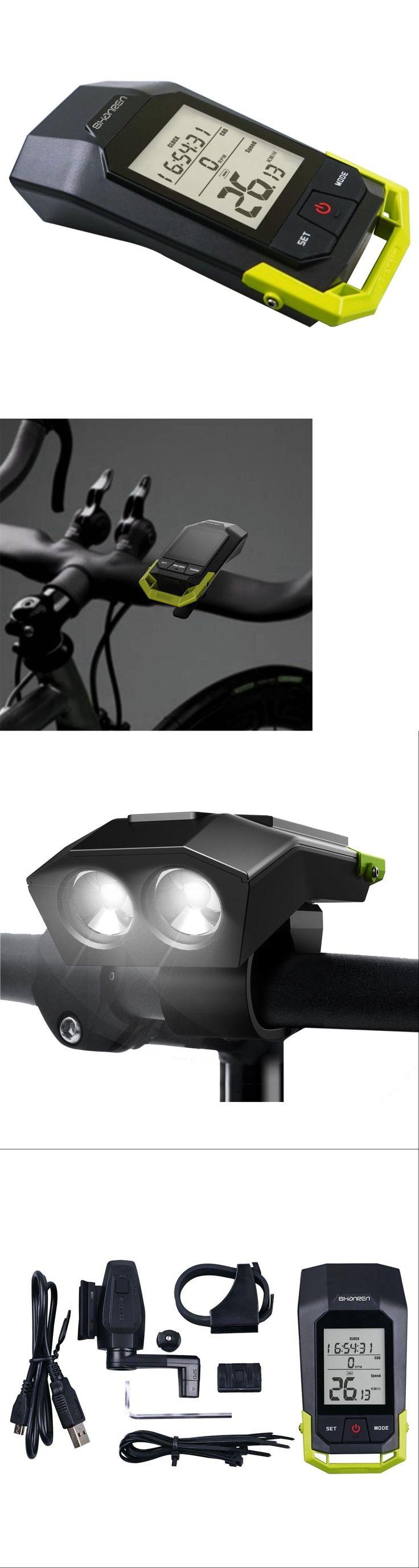 Cycle Computers and GPS 30108: Shanren Raptor Ii Bike Computer, Cadence Sensor Speedometer Odometer, Night Lite -> BUY IT NOW ONLY: $47.5 on eBay!