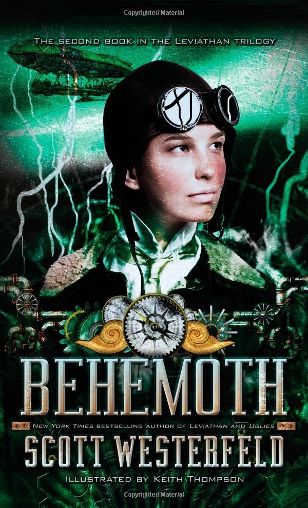 Behemoth (Leviathan): Scott Westerfeld, Keith Thompson ...