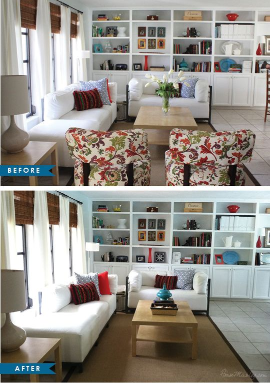 18 Best Staged Homes Before And After Images On