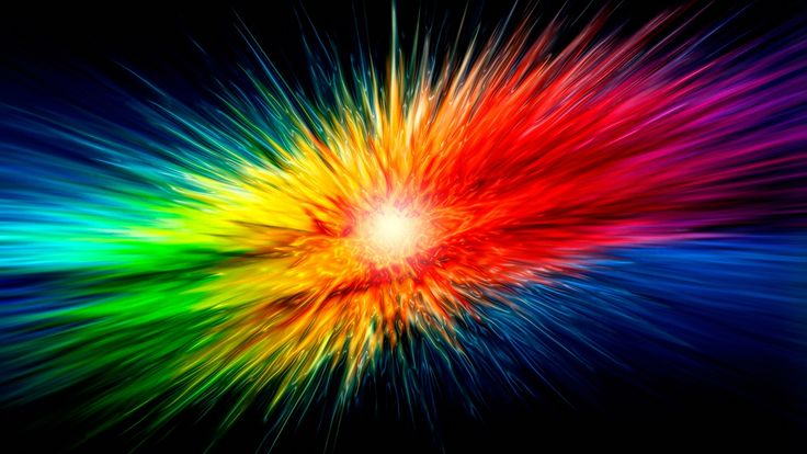 1920x1080 Abstract Colorful Explosion Liquid HD Wallpapers