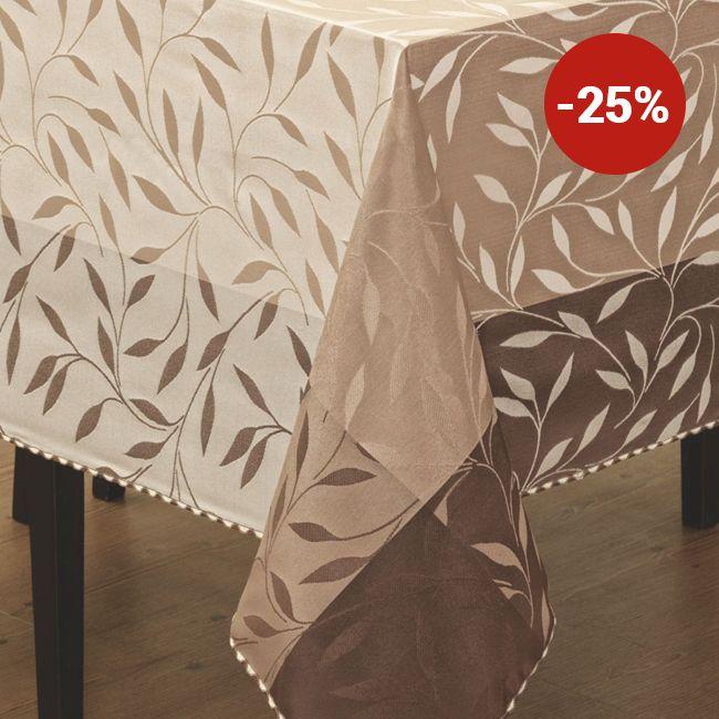 Față de masă Valentini Bianco ST013-03 Brown