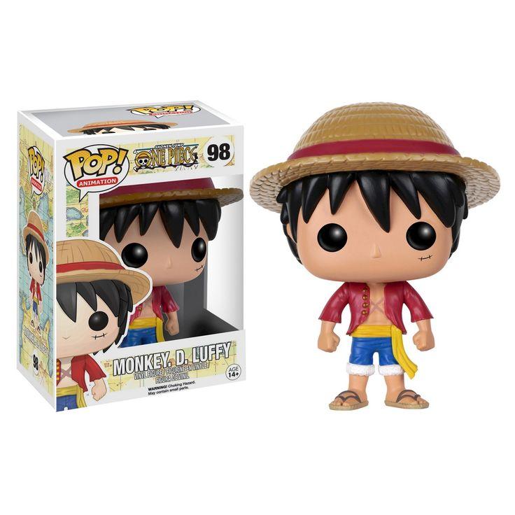 Funko Pop! Anime: One Piece Luffy