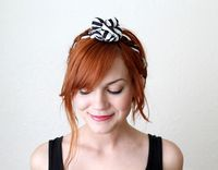 Fabric Maiden Braids Tutorial - A Beautiful Mess