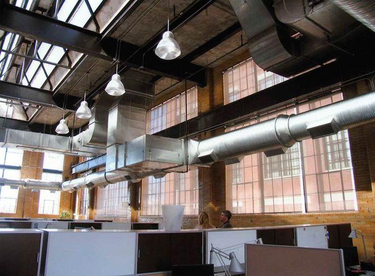 Dise o interior oficinas industriales dise o interior for Diseno oficinas industriales
