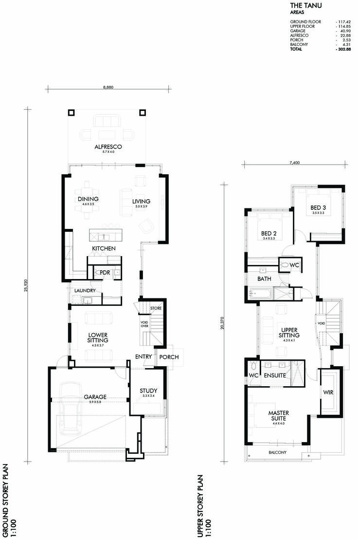Awesome Two Storey Home Designs   Signature Home Designs   Webb U0026 Brown Neaves Part 16