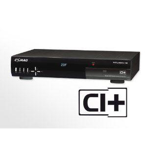 Comag PVR 2/100 CI + HD PVR satellite receiver twin tuner HDTV best offer   twin satellite receivers