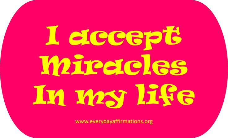 Daily Affirmations 15 August 2015