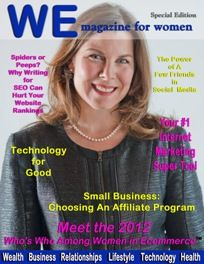 Meet Who's Who Woman in Ecommerce Stacy Francis: http://wemagazineforwomen.com/meet-whos-who-honoree-stacy-francis/
