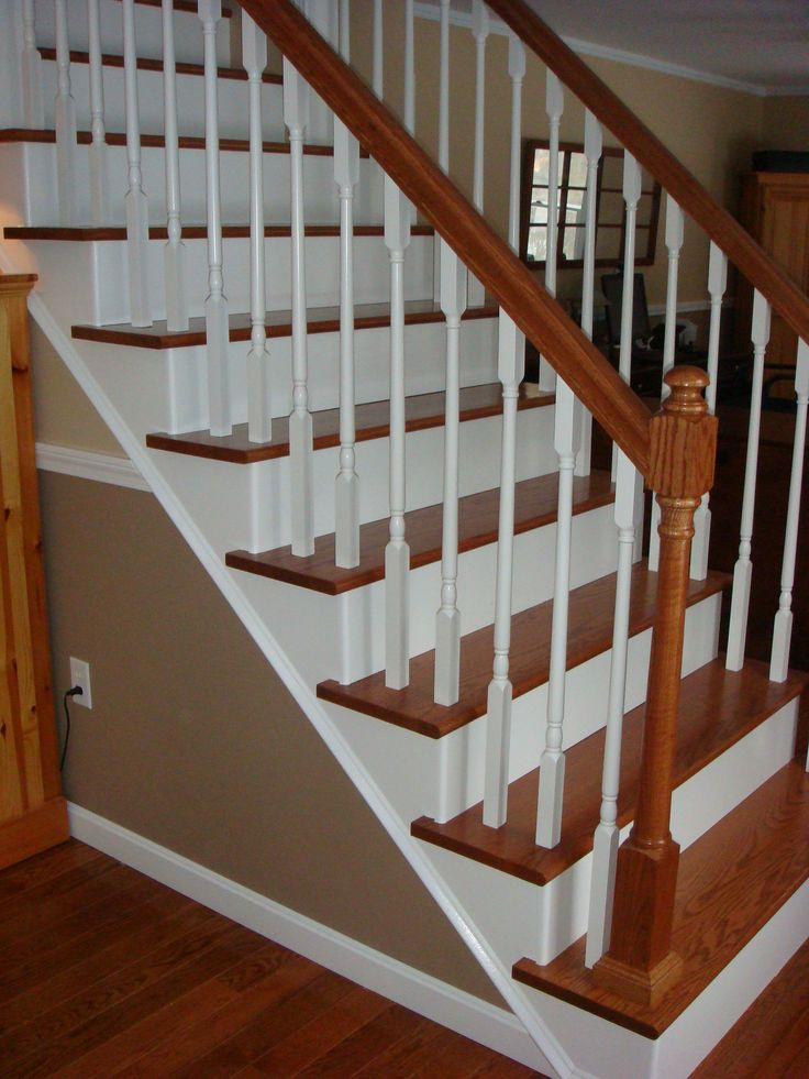 Best From Carpet To Wooden Stair Treads Guest Remodel 400 x 300