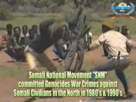 somalia crimes against humanity North korea and crimes against humanity 99 threats indentified in the 1994 undp human development report (hdr), this article focuses on personal security and political securitythe former.