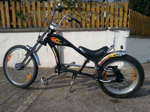Red wing Cobra Chopper, Fahrrad, low rider bike in München | eBay