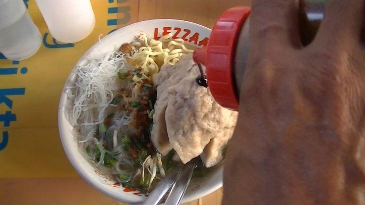 Jakarta Street Food 450 Nuclear Meatball Bakso Noklir BR TiVi 3295