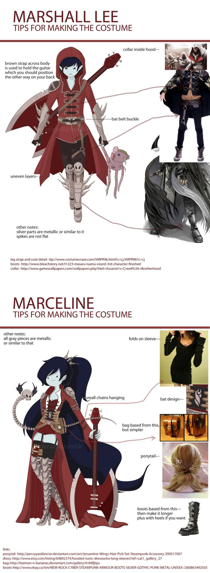 Marshall Lee/ Marceline