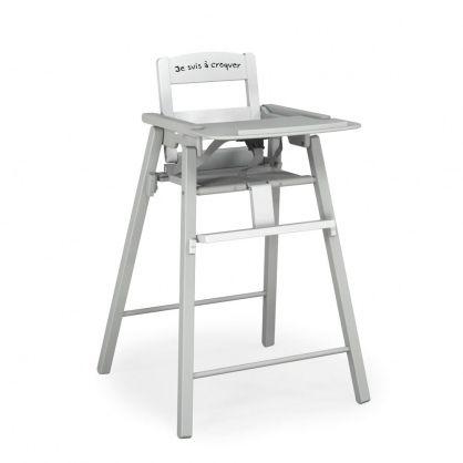 Chaise haute pliante Kid'Or, Autour de bébé/New Baby - Banc d'essai des chaises hautes