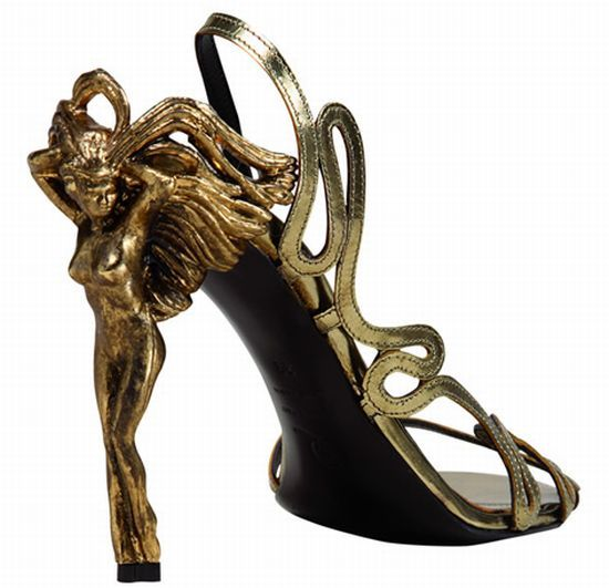 Image result for haute couture shoes 2016