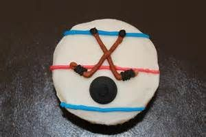 hockey cupcakes - Bing Images