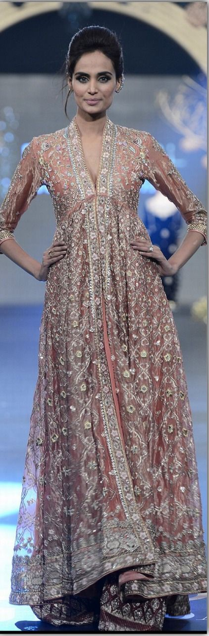 Deena Rahman's bridal collection.