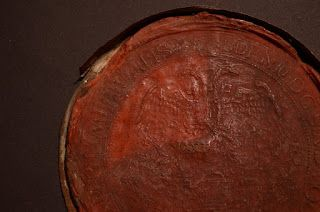Laboratorio di restauro del libro - Abbazia di Praglia: IL RESTAURO DEI SIGILLI 2