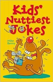 Kids' Nuttiest Jokes Overview Did you hear the one about the artist with a poor memory? He kept drawing a blank. Or the kid who didn't like school? It was the principal of the thing. Want to know what you call a deer with no eyes? No eye-deer. You'll go nuts over every one of these hysterical puns, wacky wordplays, and riotous riddles. And the crazy and clever drawings ... See more details below