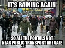 Rain  #memes #ingress
