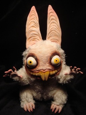 Le buffe, grottesche, spaventose bambole di Santani