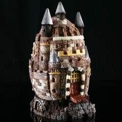 Molde Huevo Castillo