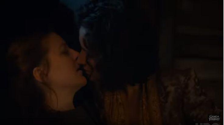 [EVERYTHING] - Yara Greyjoy & Ellaria Sand