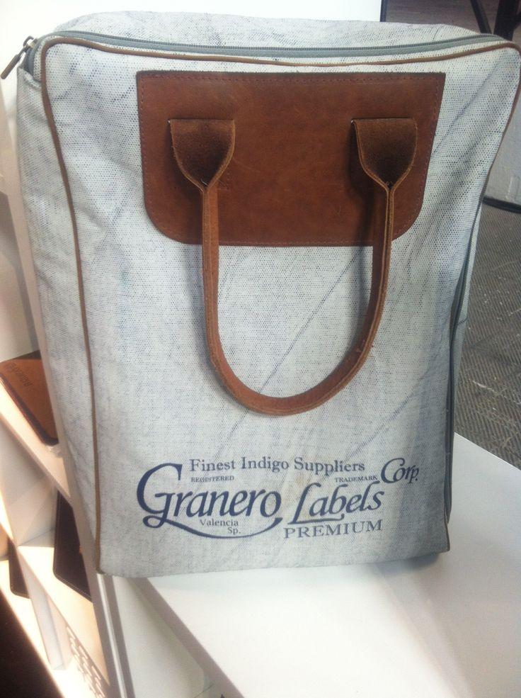 Carmeltailoredenim for Granero labels Denim by PV 16-17