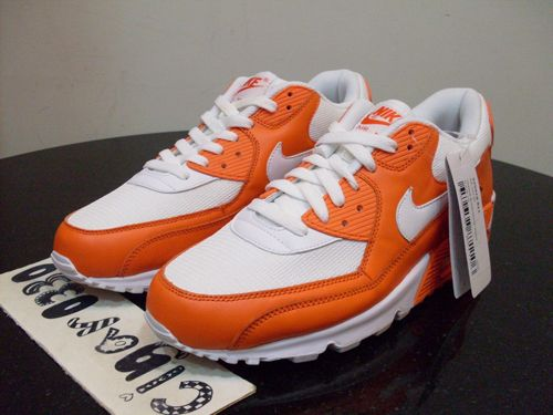 7 best Orange images on Pinterest Air maxes, Nike air max and
