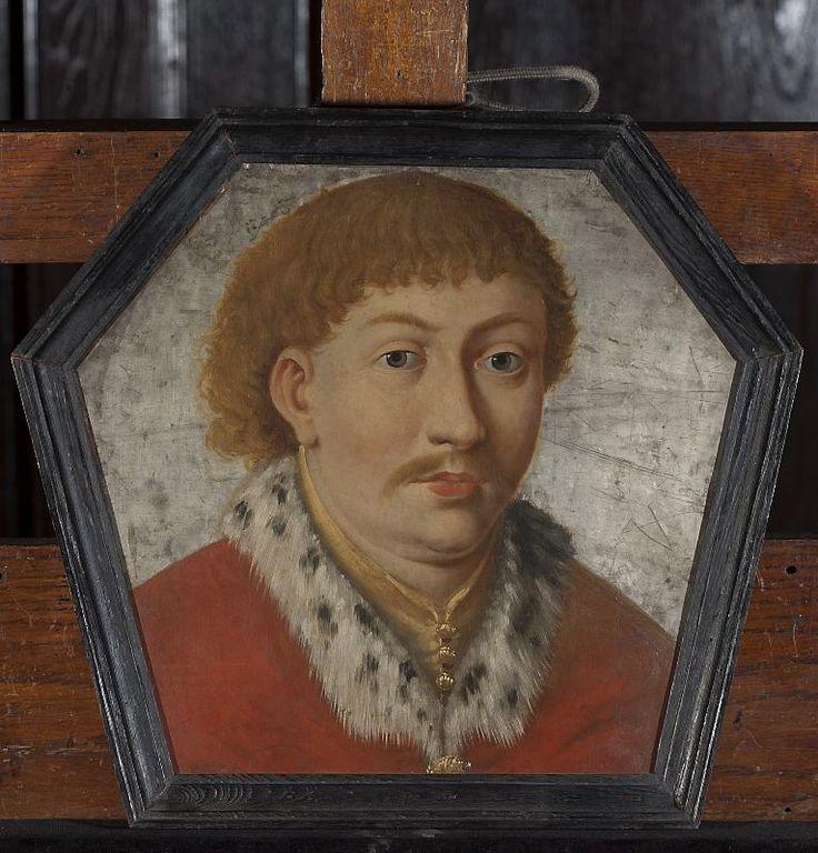 Muzeum Cyfrowe dMuseion - Portret trumienny młodego szlachcica
