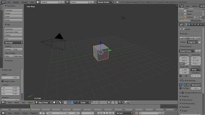 BYA: 3D Blender
