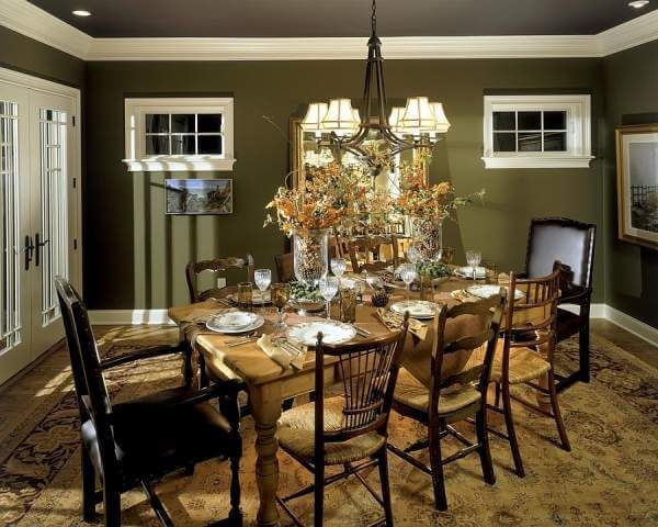 1576 best DINING ROOM images on Pinterest | Dining room, Formal ...