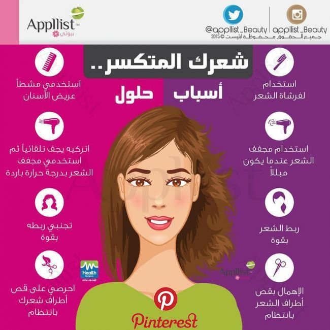 Pin By Nadihkoko On العناية بالشعر Pinterest Hair Beauty Care And Hair Care Pin By Nadihk Beauty Recipes Hair Hair Care Recipes Beauty Skin Care Routine