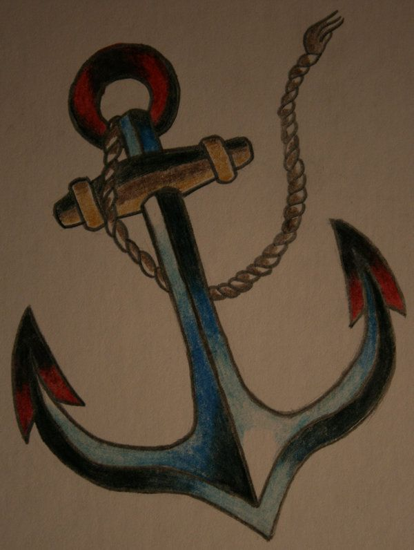 113 best tattoos images on pinterest for American anchor tattoo