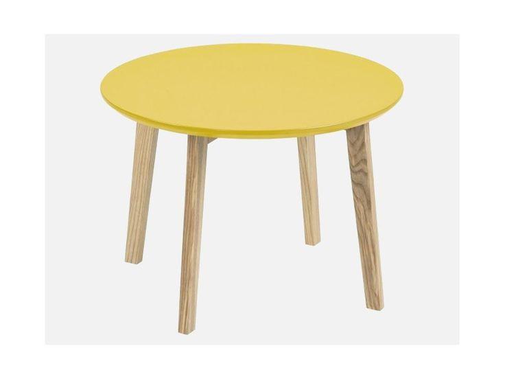 Mam taki tylko nie żółty :) Kształt bardzo podobny. I żółty — Ławy, Stoliki kawowe Actona — sfmeble.pl