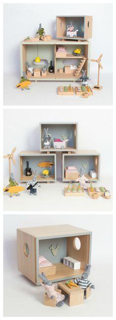 #juguetes de #madera ecológica
