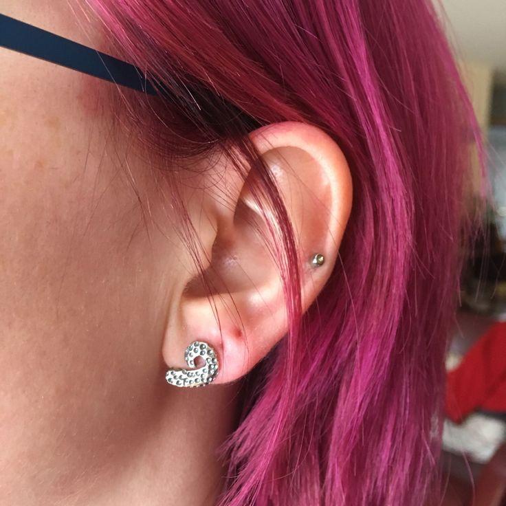 Nouveau modèle de boucles d'oreilles, allez voir ça ✌️