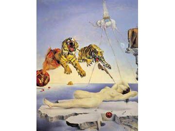 Rompecabezas Maquetas Puzzles Juegos   Puzzles por Nº de piezas   Clementoni Rompecabezas   Dalí: Sueño causado por una mosca...