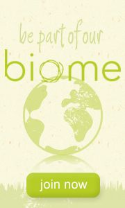 Biome - all things green