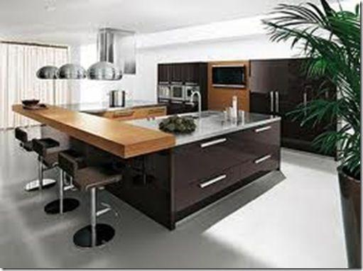 M dulos para cocinas modernas cocinas y desayunadores for Kitchen design 6 6
