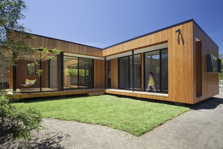 Sorrento Modular Prefab House by ArchBlox (via Lunchbox Architect)