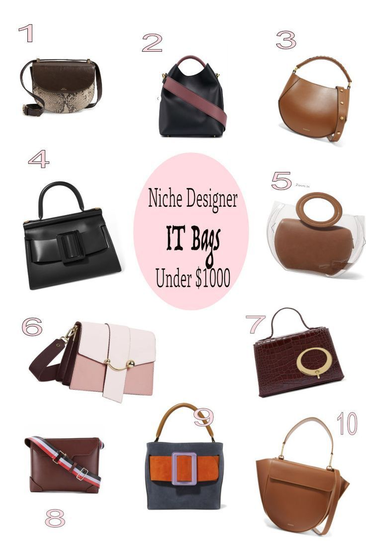 The Most Wanted Niche Designer Bags At