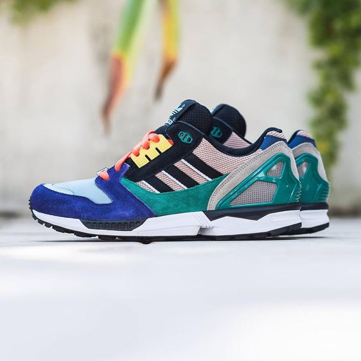 adidas Originals ZX 8000: Multi Color