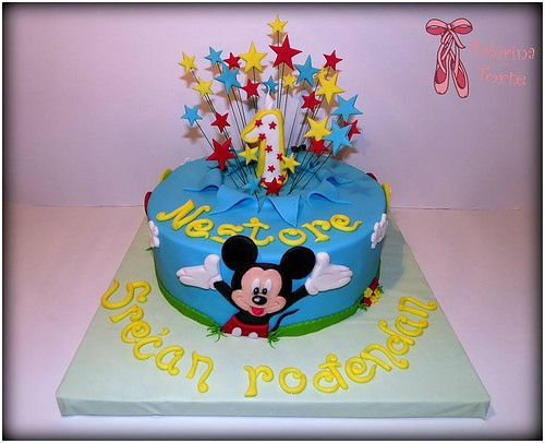 Miki Maus torta | Mickey Mouse Cake | Marija Jocic | Flickr