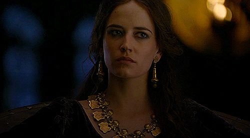 Eva Green as Morgan Le Fay - Google Search