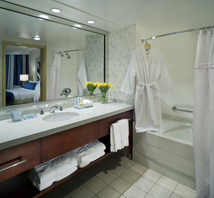 Spa bathroom for you to enjoy.