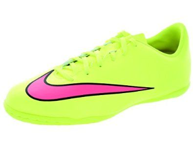 Nike Kids Jr Mercurial Victory V IC Indoor Soccer Shoe - Visit to see more